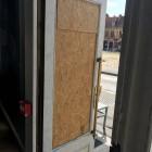 fenetre lille  intervention d'urgence pour un vitrage sur une porte